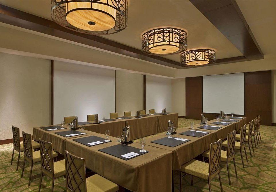 restaurant function hall conference hall cafeteria ballroom set Island