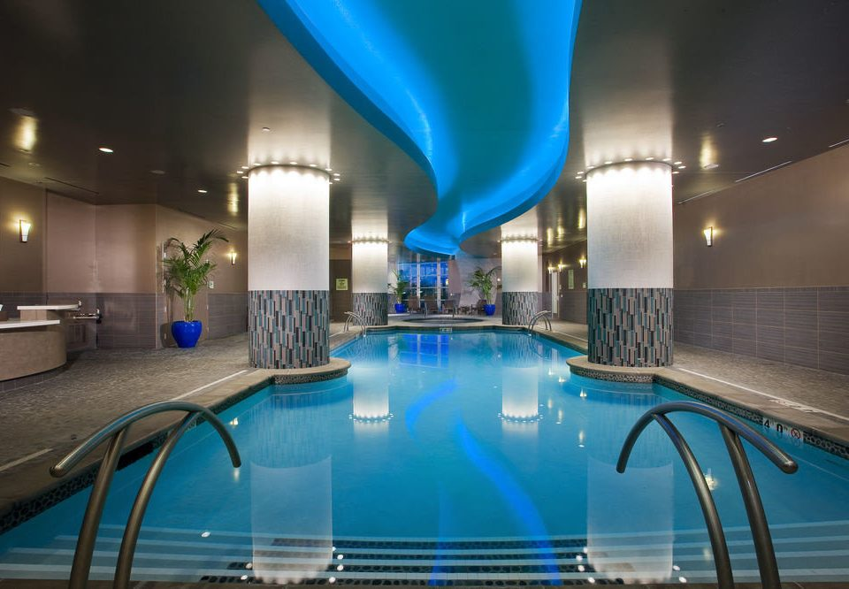 swimming pool leisure blue leisure centre convention center light Island