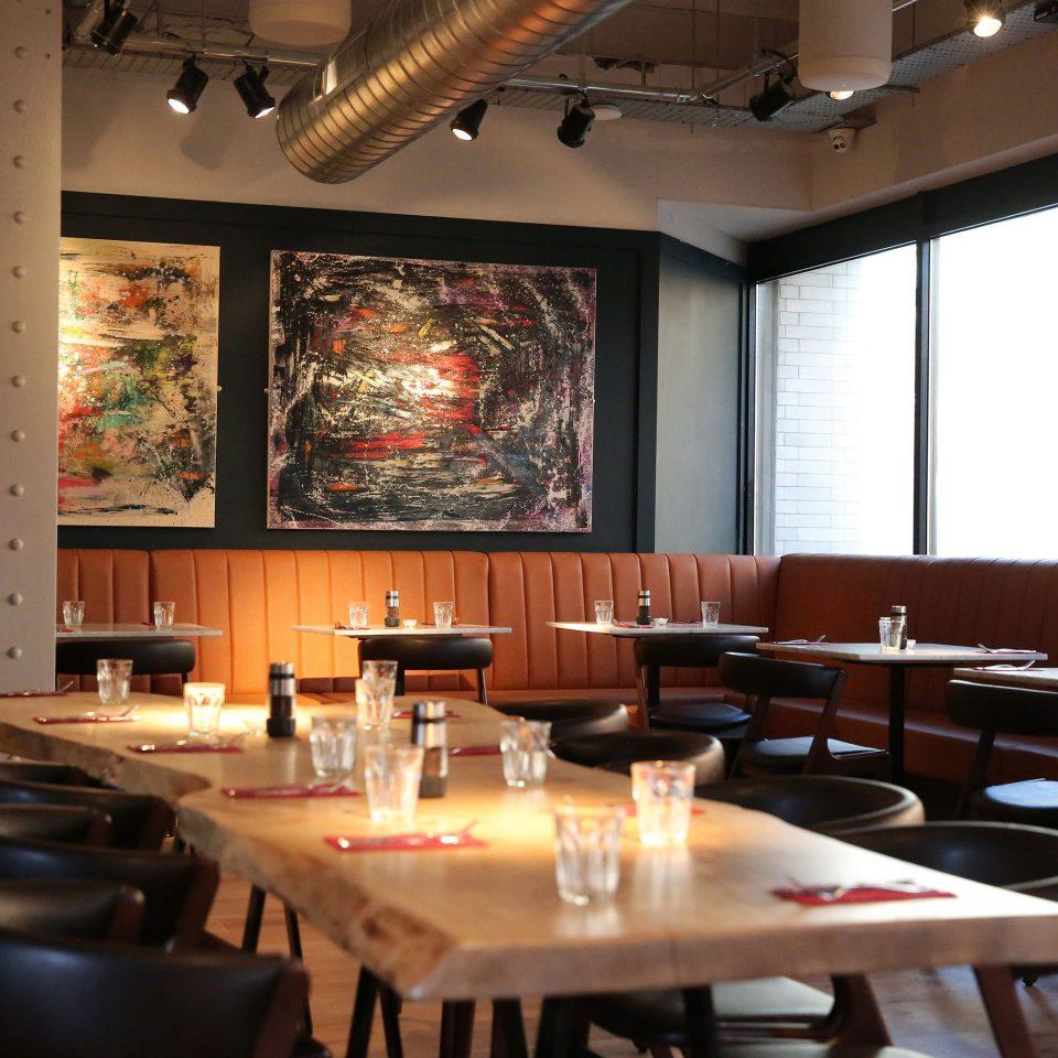 restaurant café Island