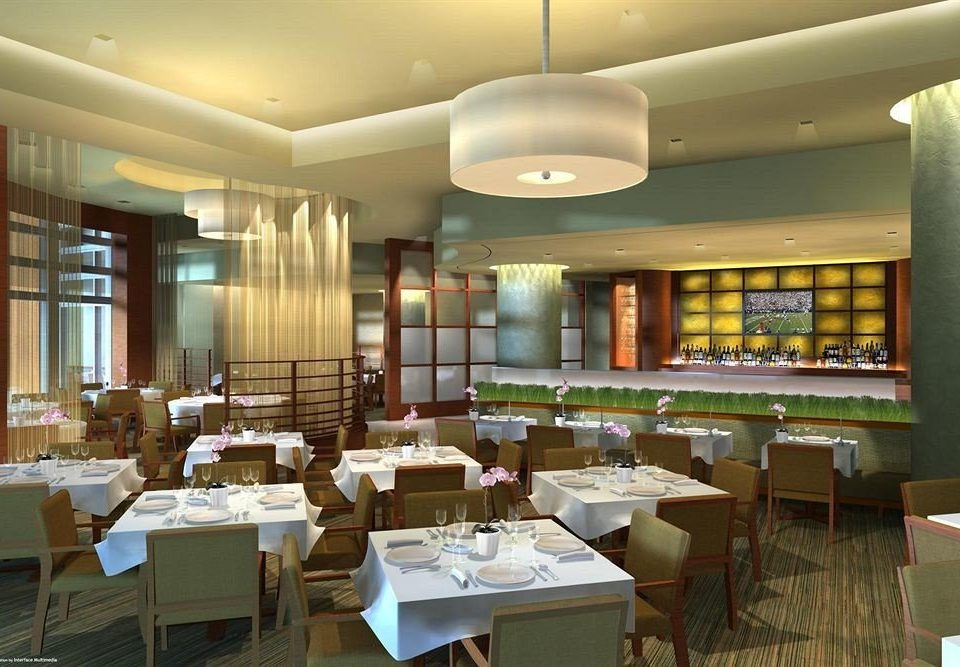 property restaurant cafeteria function hall condominium café set Island