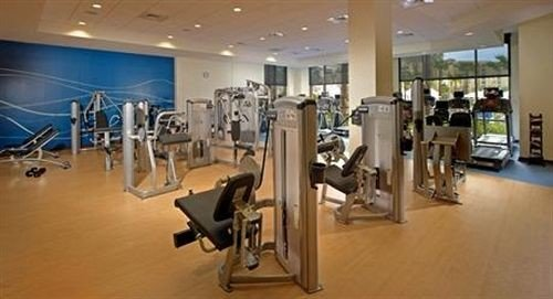 structure gym sport venue Island