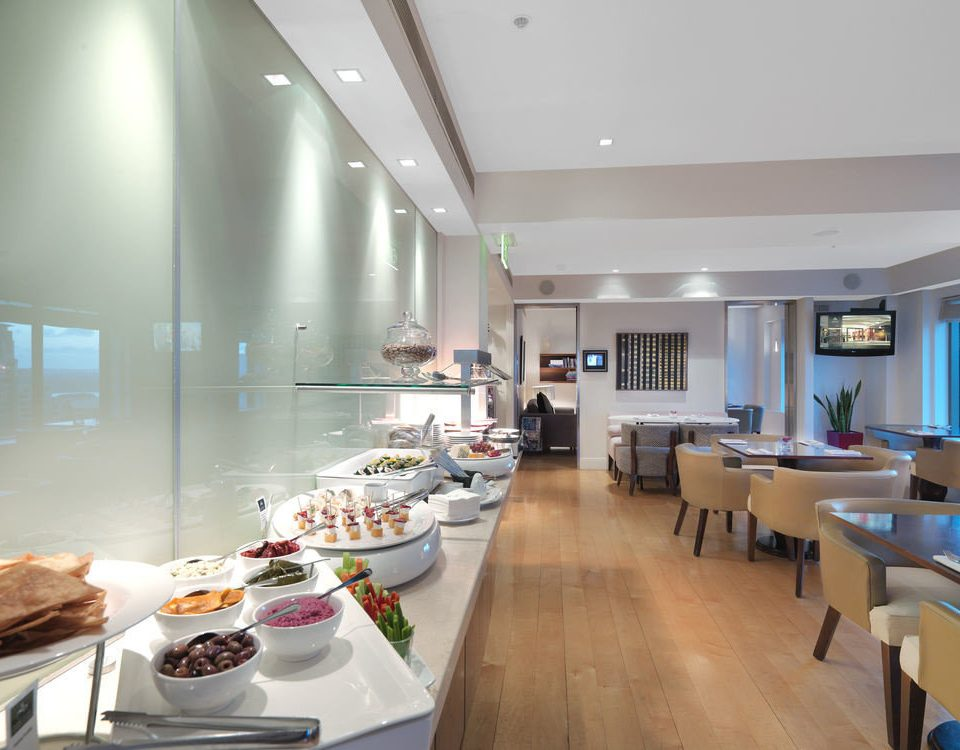 Kitchen property restaurant counter cafeteria cooking Island