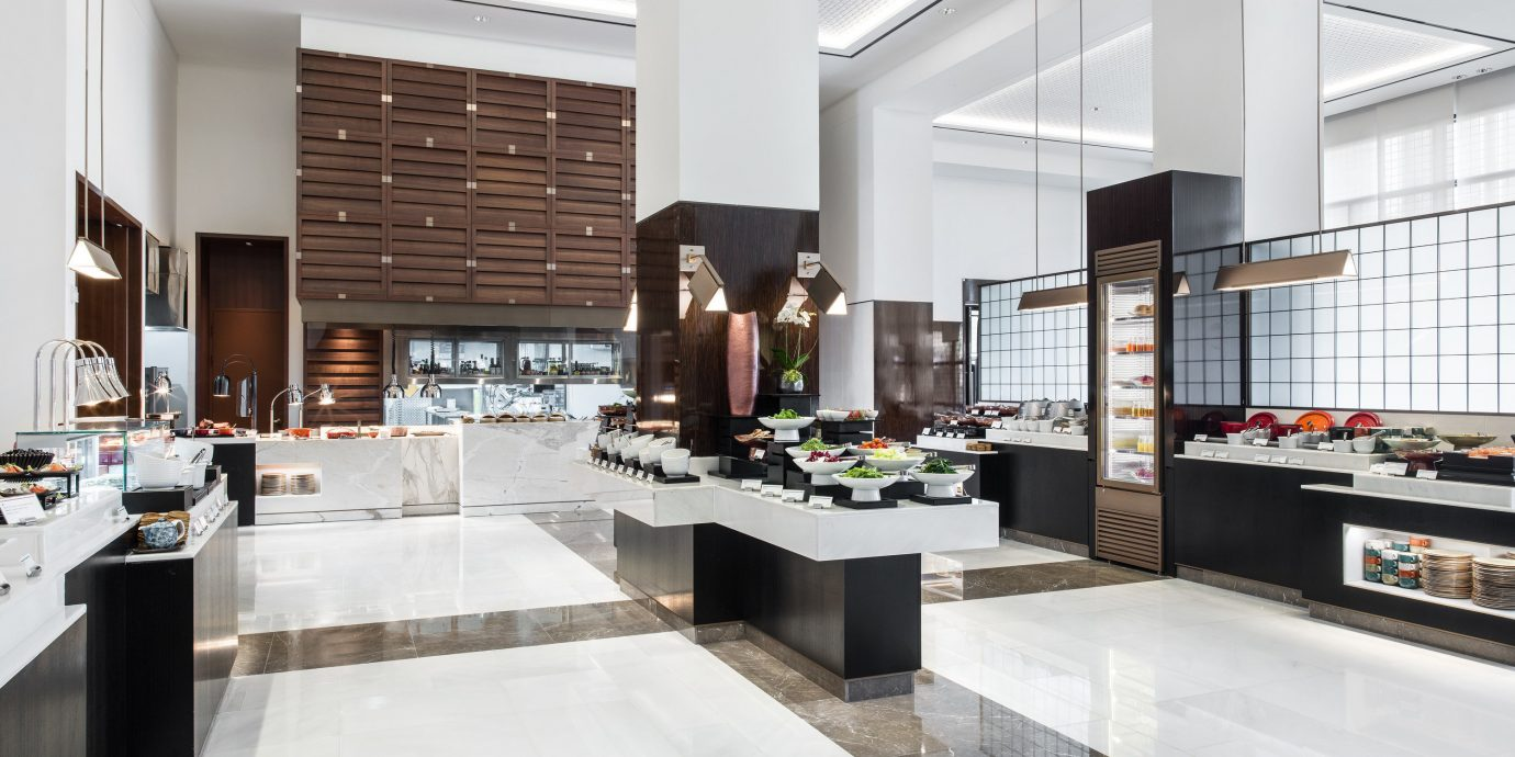 counter Kitchen countertop flooring interior designer Island
