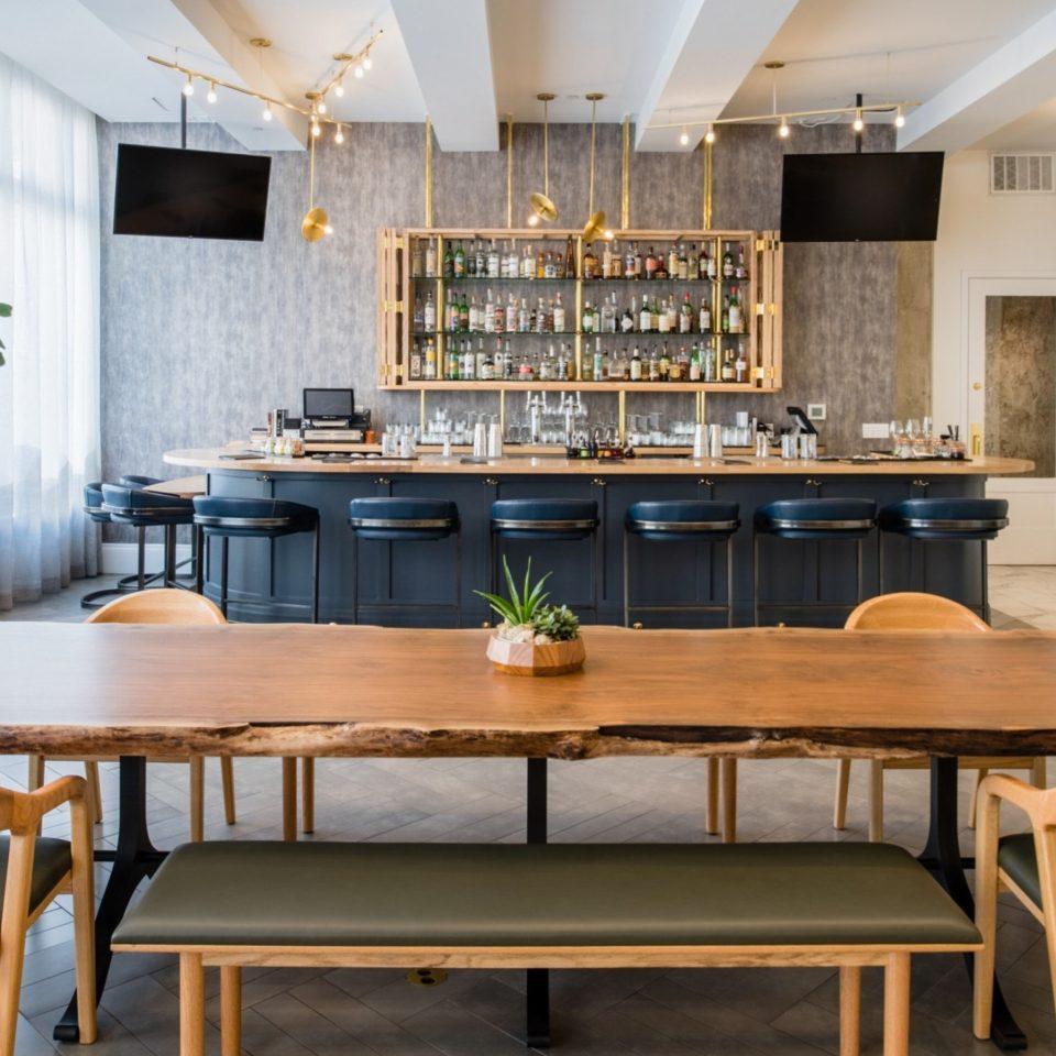 Kitchen countertop restaurant Island dining table