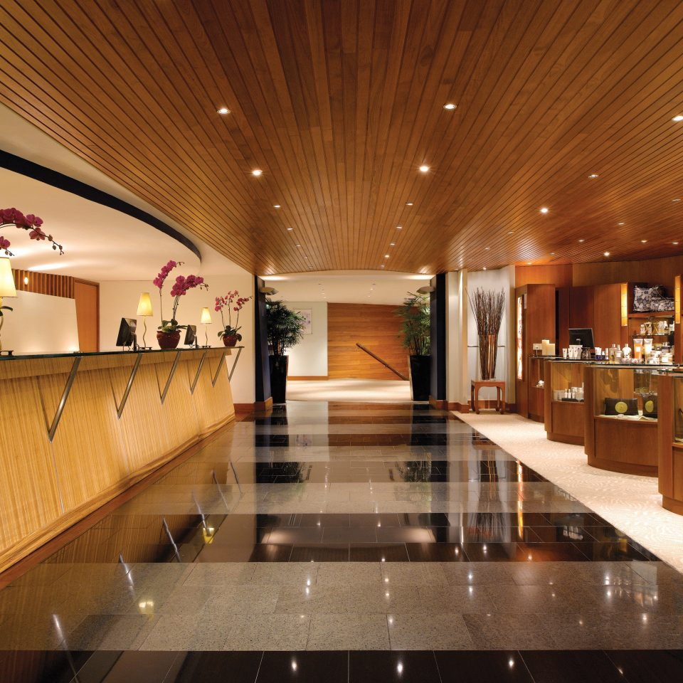 Lobby Lounge Luxury Kitchen counter function hall shopping mall convention center receptionist ballroom steel Modern Island