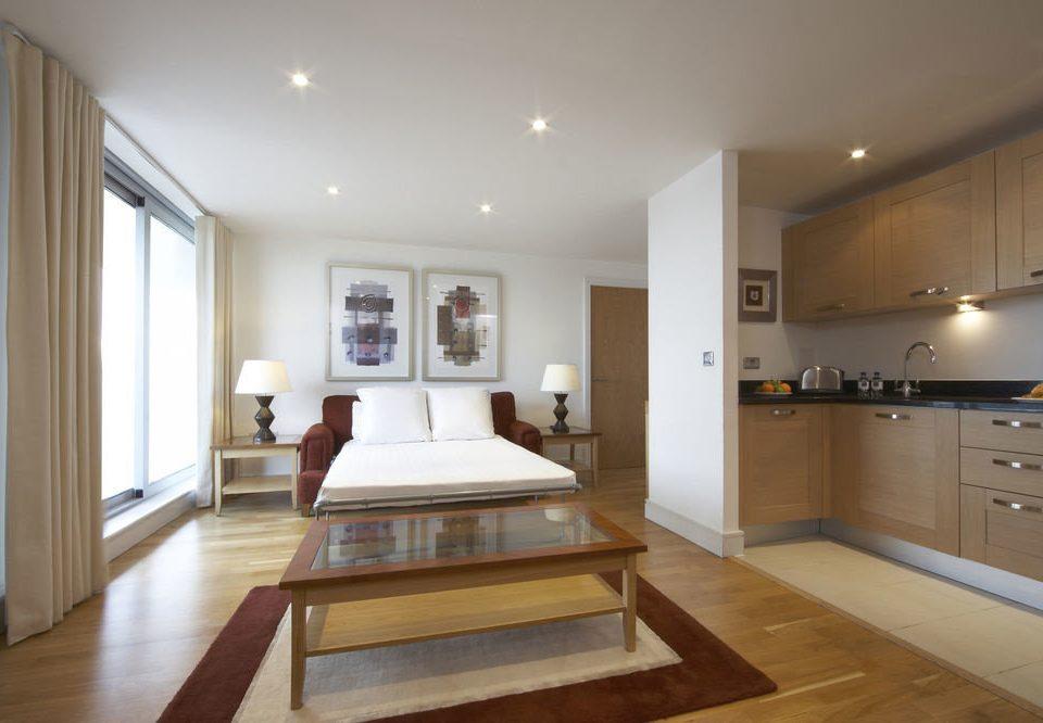 property home living room hardwood wood flooring mansion Kitchen cabinetry flooring hard Modern Island