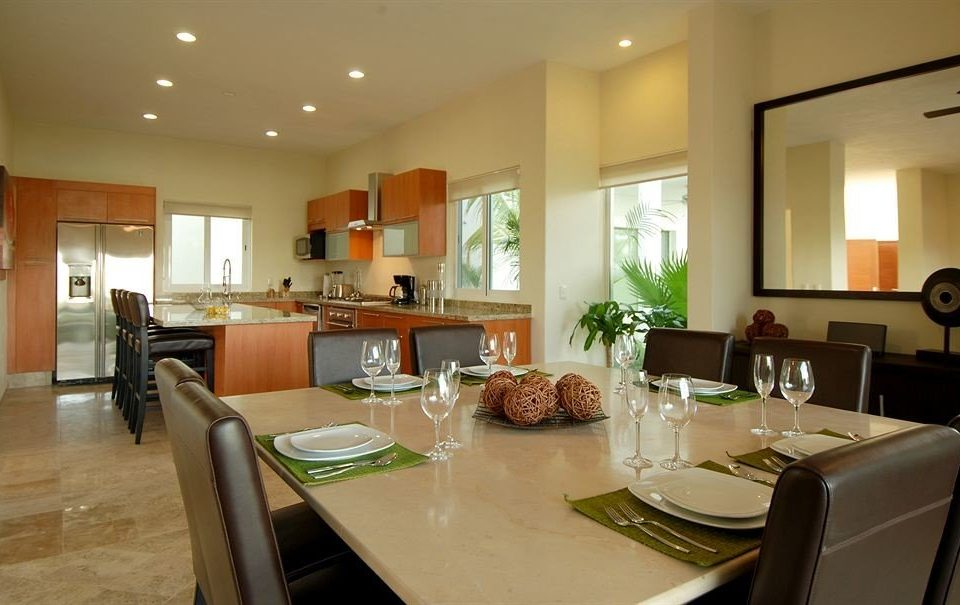 property condominium living room home Kitchen Suite Villa Modern Island