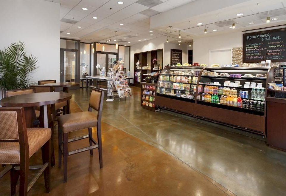 building Lobby retail cafeteria Island