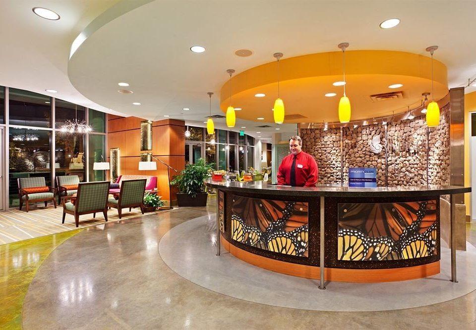 Lobby building retail shopping mall Island
