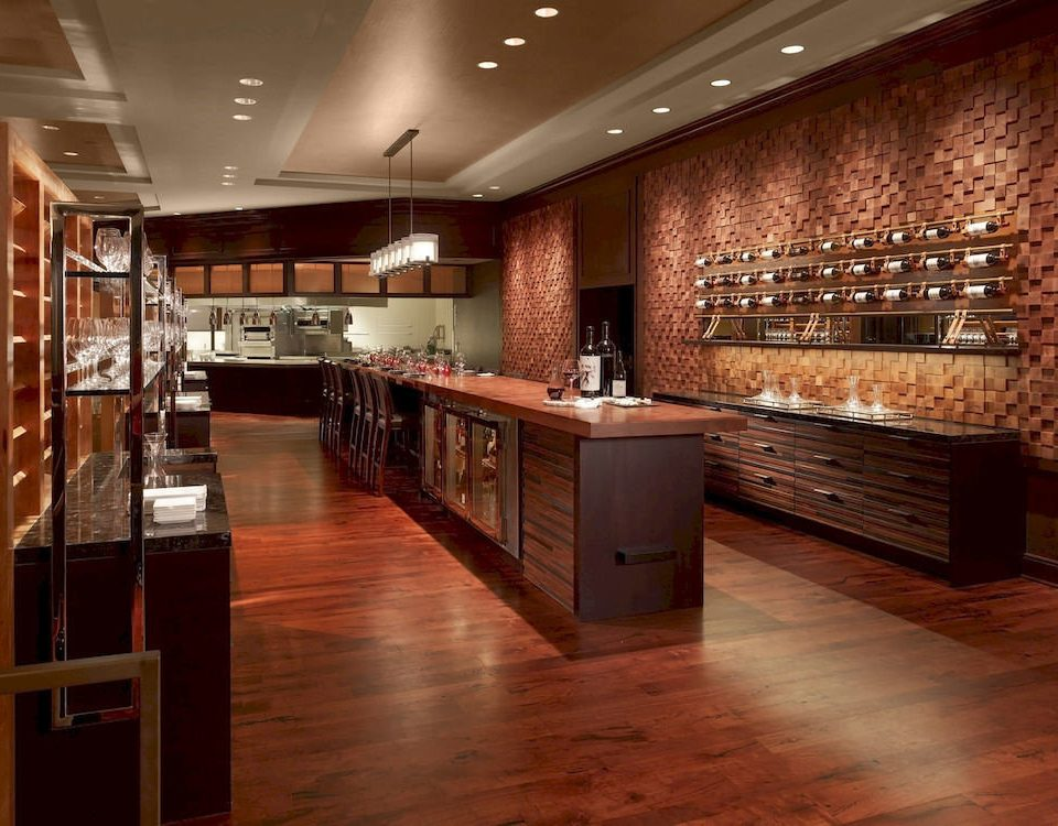 hardwood Lobby cabinetry wood flooring flooring Island