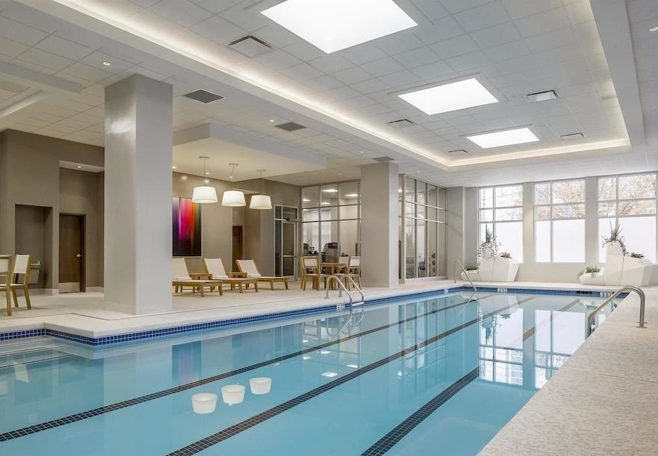 swimming pool property condominium leisure centre daylighting Lobby counter headquarters long Island