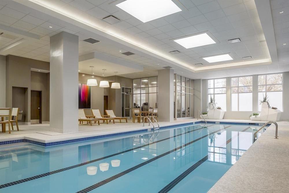 swimming pool property condominium leisure centre daylighting Lobby counter headquarters long Island