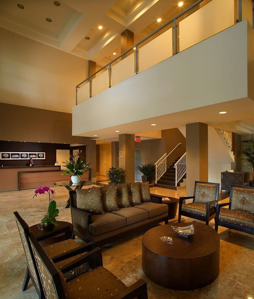 Lobby property living room home recreation room lighting condominium Island