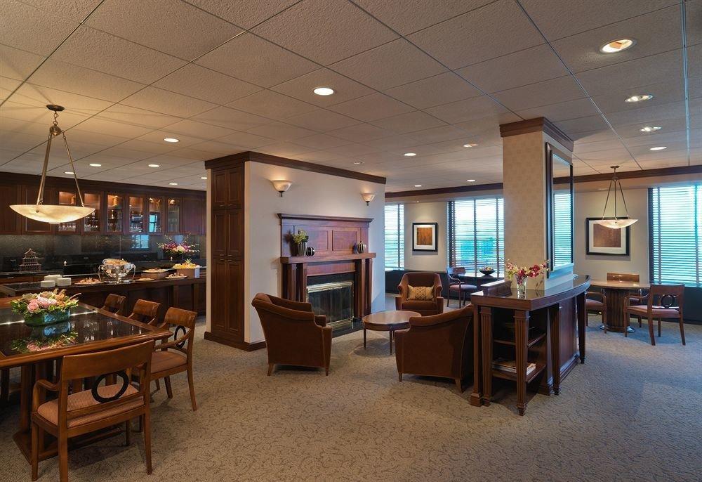 Lobby restaurant convention center recreation room yacht Island