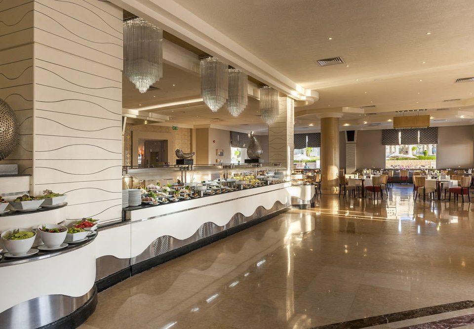 Lobby property restaurant counter function hall Island