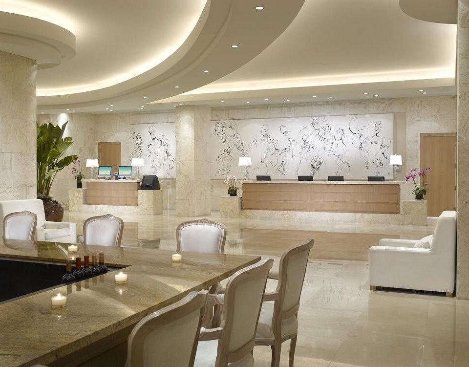 Lounge Luxury Modern property Lobby lighting counter living room Island