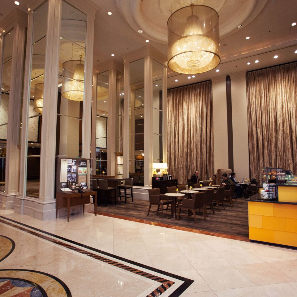 Lobby property flooring home mansion ballroom counter Modern Island
