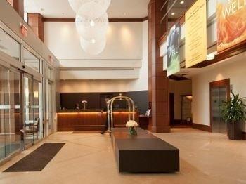 Lobby property condominium living room flooring Modern Island