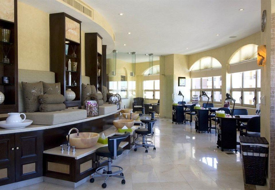 property Lobby condominium restaurant Modern Island
