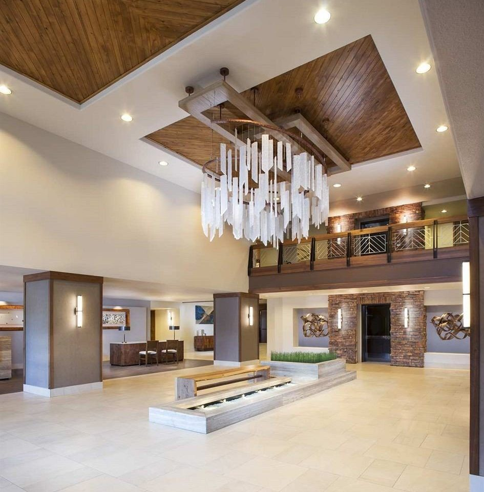 property Lobby living room home hardwood counter lighting daylighting flooring wood flooring mansion Modern Island