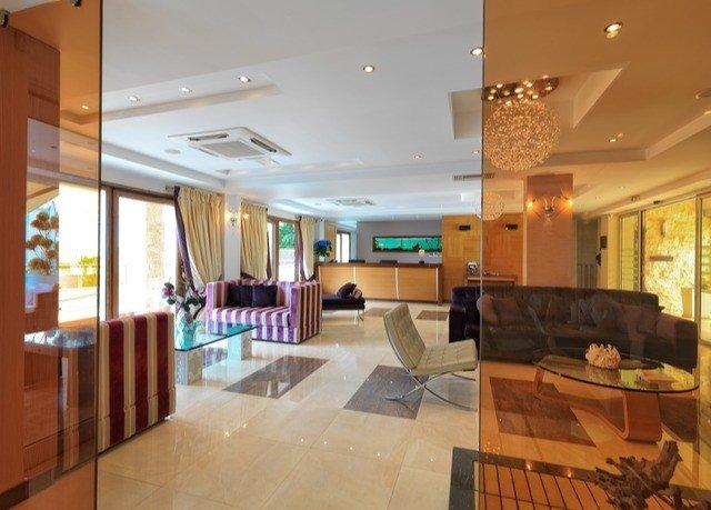 Lobby property condominium home living room Resort mansion Villa Modern Island