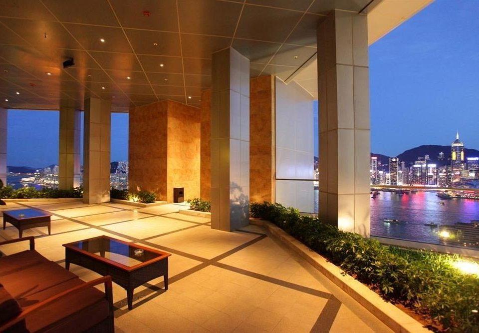 building Lobby lighting convention center Resort Island