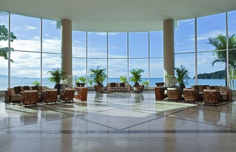 building property condominium Lobby home swimming pool Resort flooring plaza Villa overlooking Island