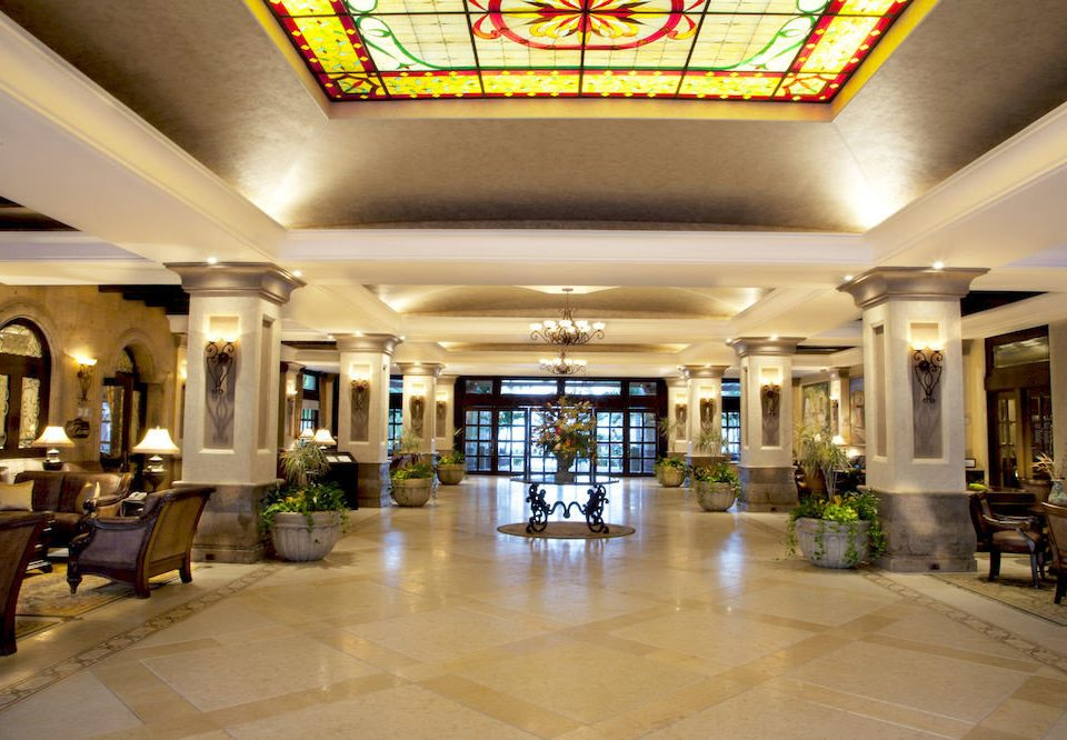 Lobby Tropical building shopping mall function hall convention center ballroom hall palace Island
