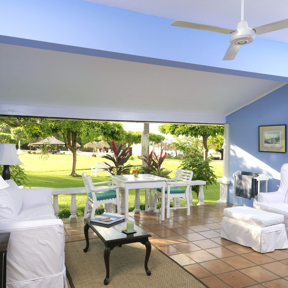 Island Lounge Luxury Patio Tropical property Villa living room home condominium Suite cottage Resort porch