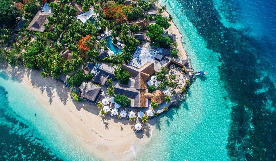 aerial photography water Nature Sea reef Water park caribbean swimming pool Pool Island swimming