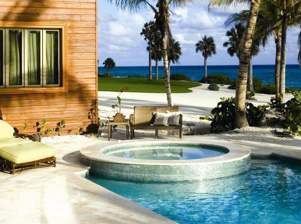 water swimming pool Pool Resort property leisure Villa home condominium mansion backyard swimming Island