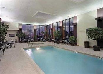 condominium swimming pool property leisure centre Resort Villa Pool empty Island