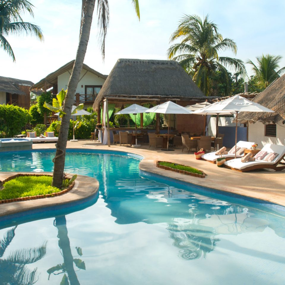 Island Pool Resort swimming pool property leisure Villa resort town home caribbean swimming