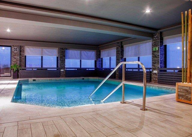 building swimming pool property leisure centre condominium Resort Villa Pool empty blue Island