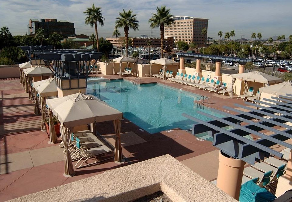 sky swimming pool property chair leisure Resort Villa backyard condominium Pool lined Island