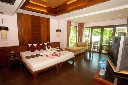 property Resort Suite cottage home living room Villa recreation room hard Island