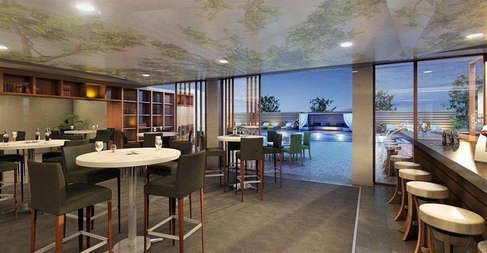 chair property condominium Resort restaurant Suite Villa Island
