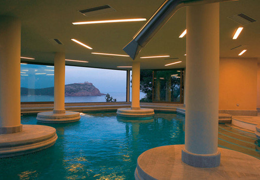 swimming pool Resort Island