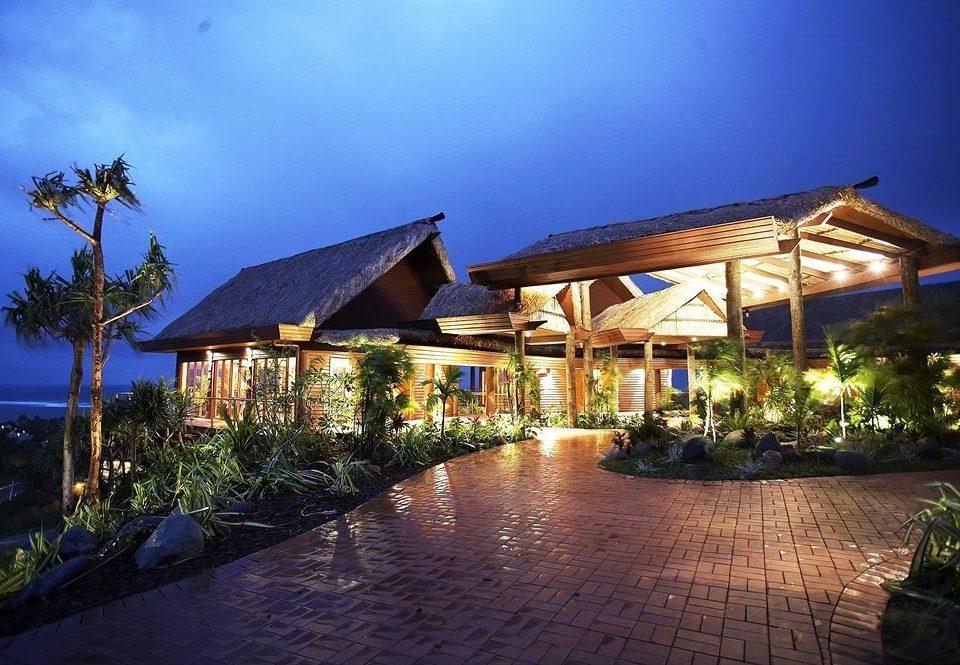 building sky house property Resort home Villa Island