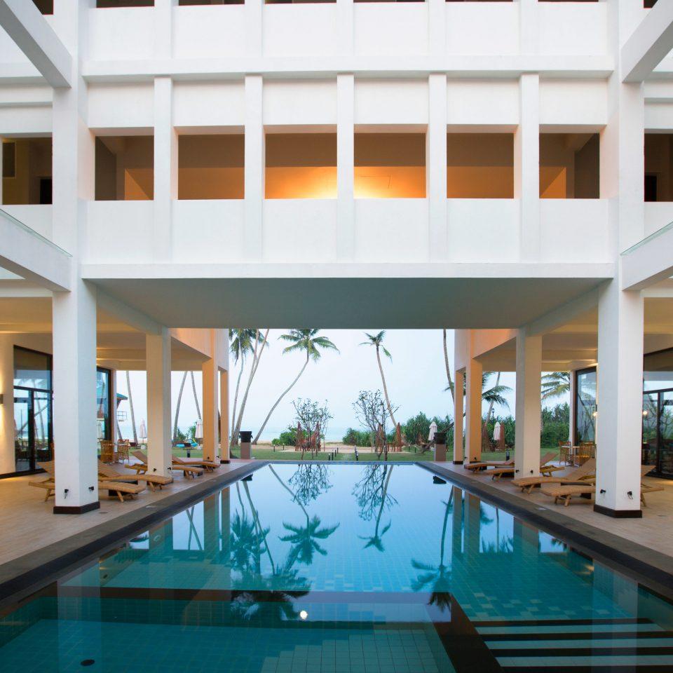 building swimming pool property Resort leisure condominium mansion counter home Villa Island