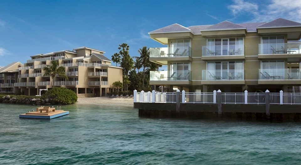 building water sky property condominium marina house Resort dock home Villa waterway Island