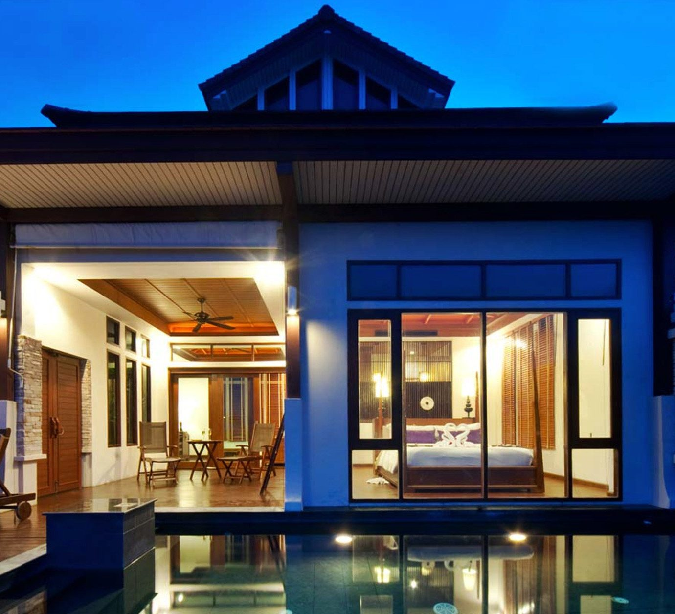 house property home swimming pool Villa mansion Resort lighting condominium cottage Island