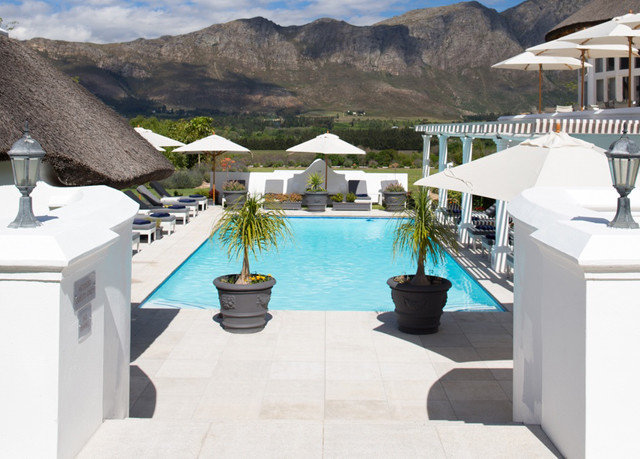 mountain property leisure swimming pool Resort Villa cottage Island