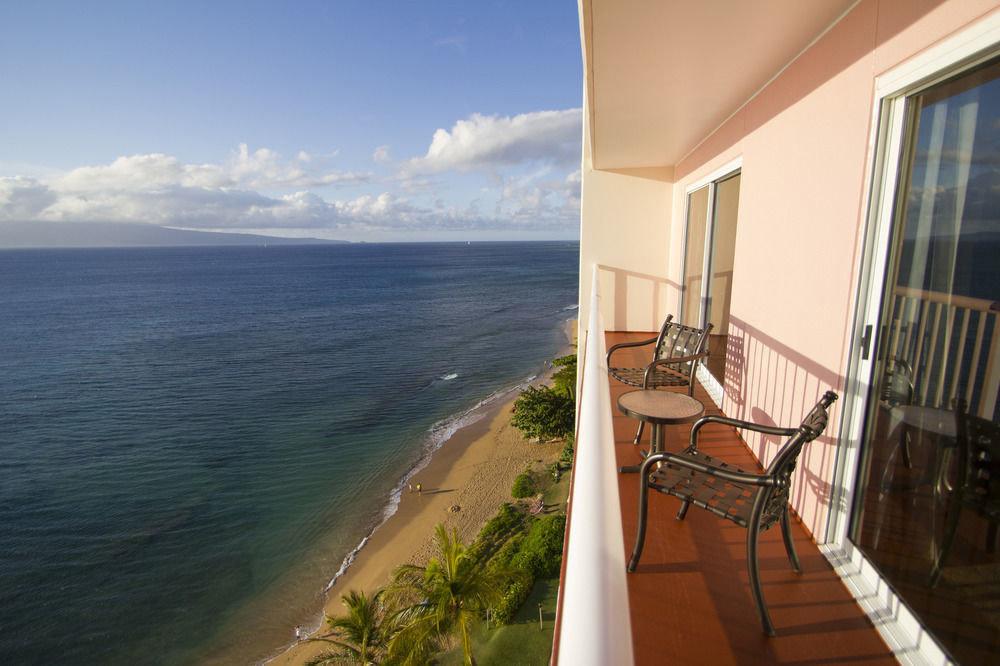 sky water property Sea Villa overlooking shore Island