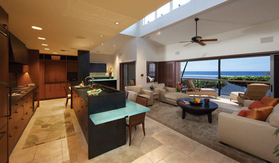 property condominium Villa home living room cottage Suite Island