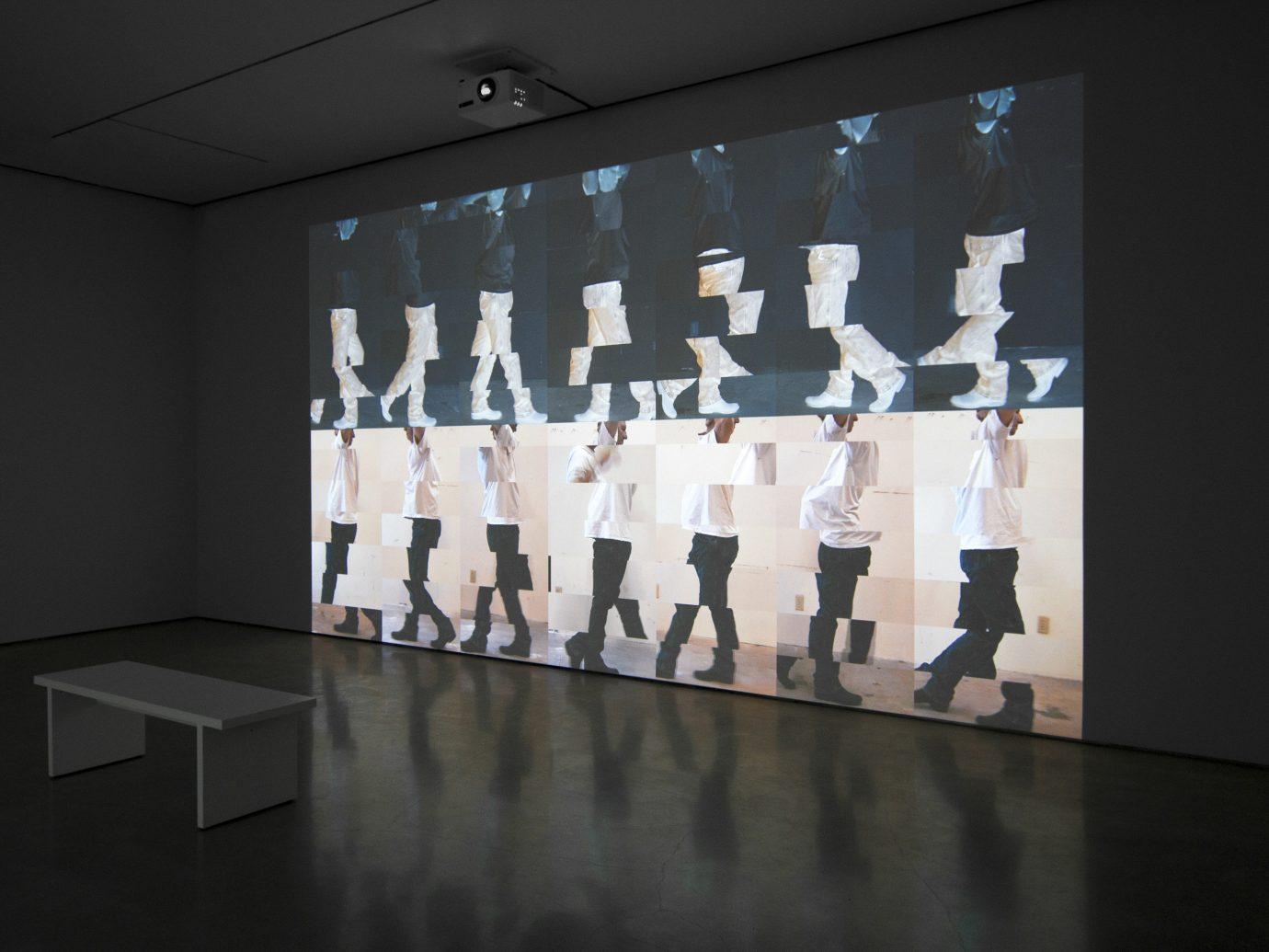Trip Ideas indoor exhibition stage display window Design tourist attraction art gallery art exhibition