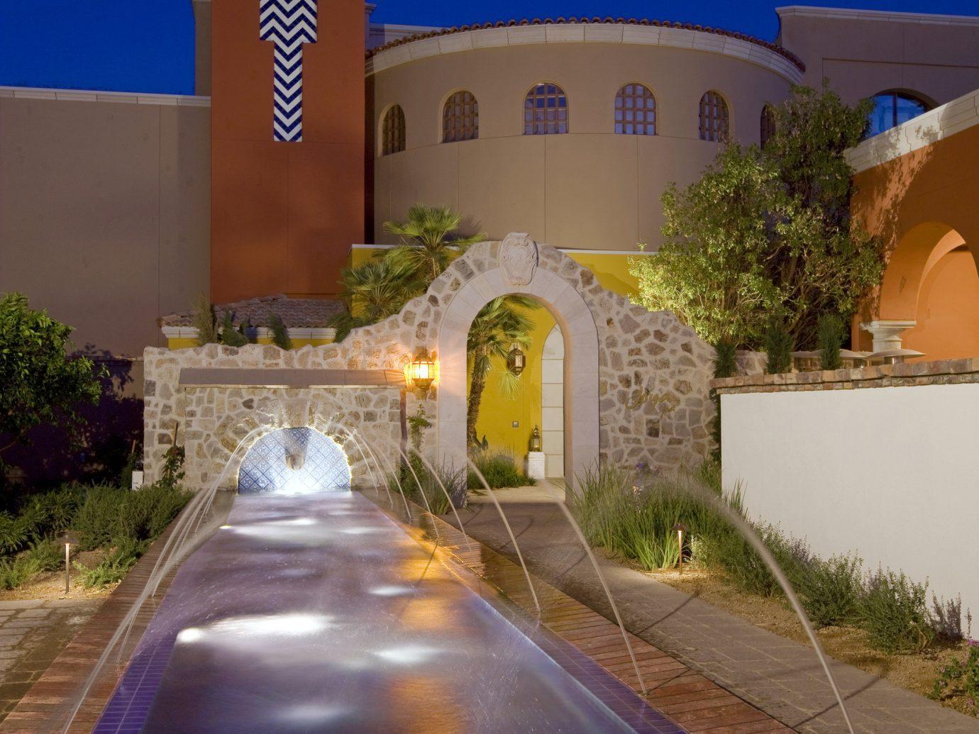 Health + Wellness Hotels Spa Retreats outdoor road vacation travel