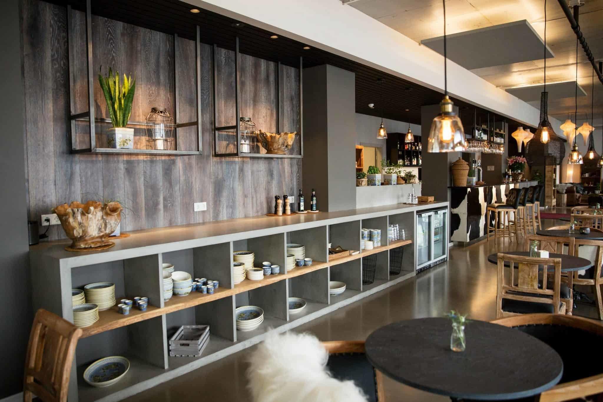 Boutique Hotels Hotels Iceland Reykjavík indoor interior design restaurant café furniture table coffeehouse Bar