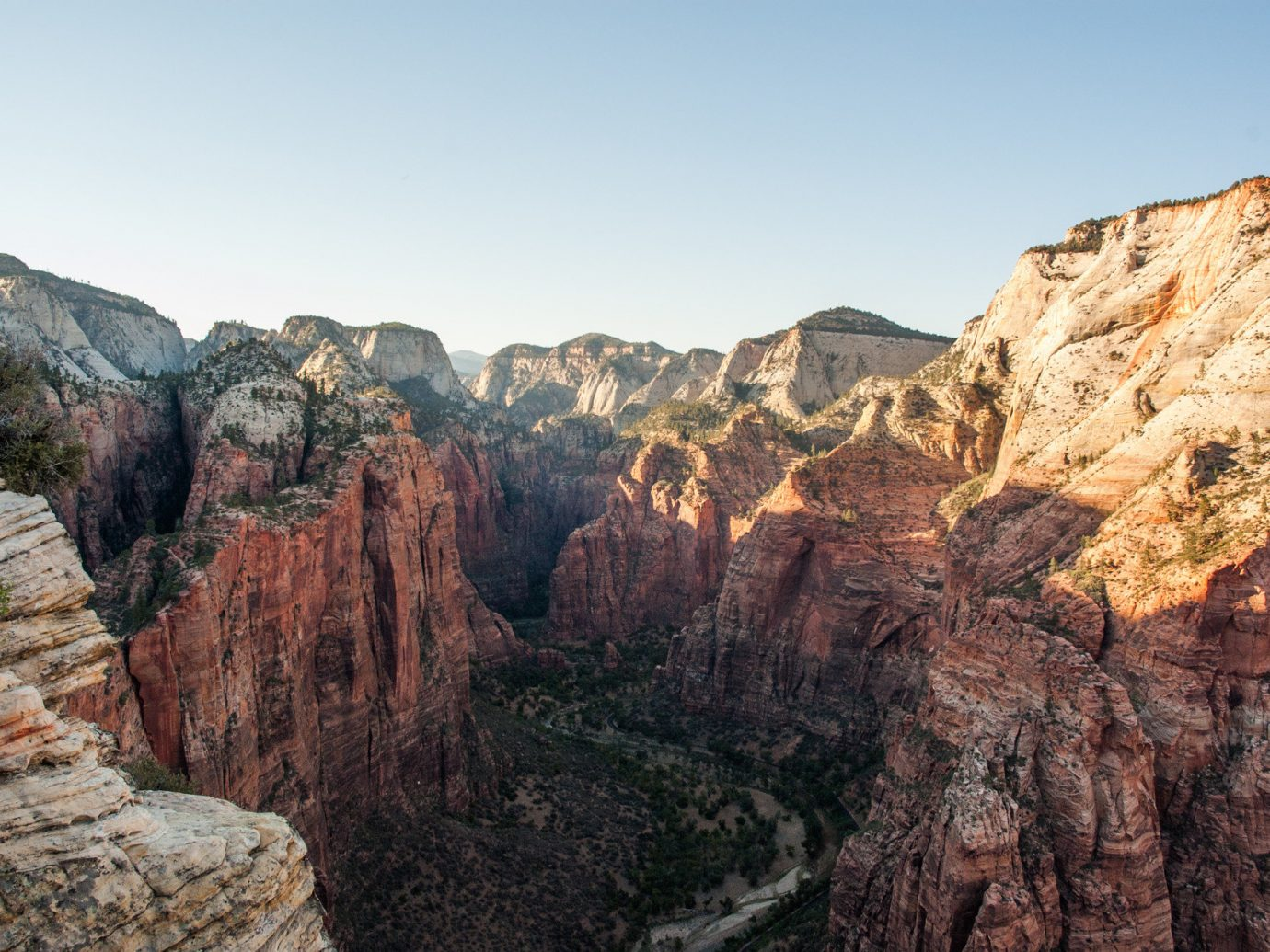 National Parks Outdoors + Adventure Trip Ideas valley mountain canyon Nature rock sky outdoor landform geographical feature wilderness rocky badlands geology wadi landscape cliff terrain park trail formation national park plateau stone hillside