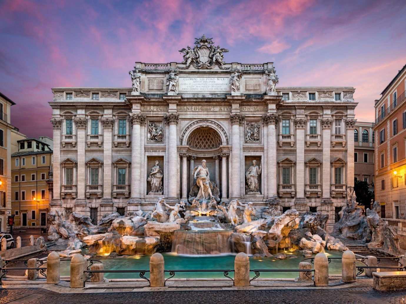 Trip Ideas building outdoor landmark plaza City human settlement metropolis Architecture ancient rome town square fountain cityscape palace facade water feature Downtown ancient history tourist attraction